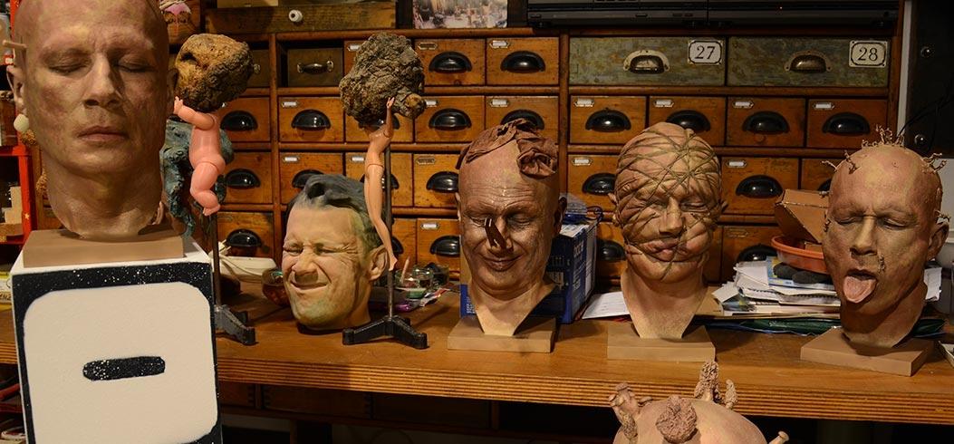 Studio impressions - Philipp Penz - www.philipppenz.com