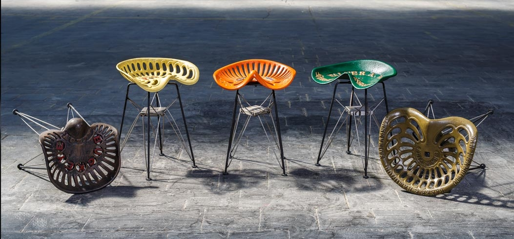 """Sit down"" - sculptures by Philipp Penz - www.philipppenz.com"